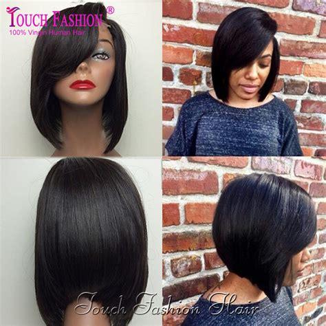 layer bob wigs for black women layered human hair short bob wig for black women glueless