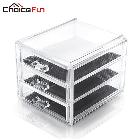 Plastic Drawers For Makeup by Compare Prices On Acrylic 3 Drawer Shopping Buy