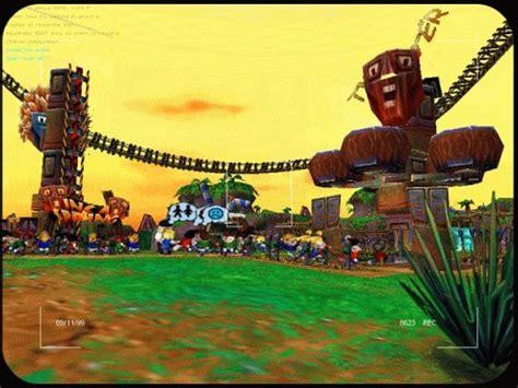 theme park pc sim theme park pc
