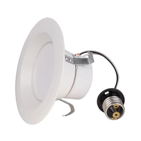 Led Light Bulbs For Recessed Cans Dimmable Led Retrofit Module For 4 Inch Recessed Cans 50w Equivalent 10921 05 Destination