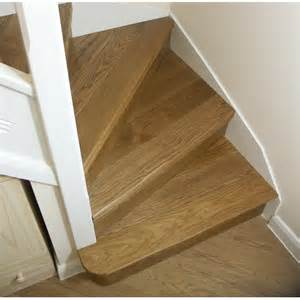 oak cladding 13 winder stair kit heritage collection