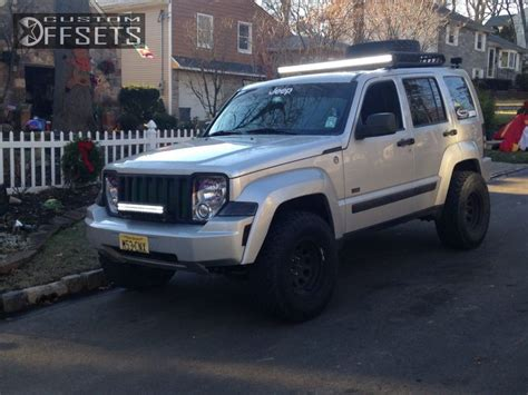 accident recorder 2009 jeep liberty free book repair wheel offset 2009 jeep liberty aggressive 1 outside fender suspension lift 4 custom rims add