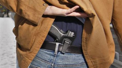 concealed in newspaper chain plans state by state concealed weapon
