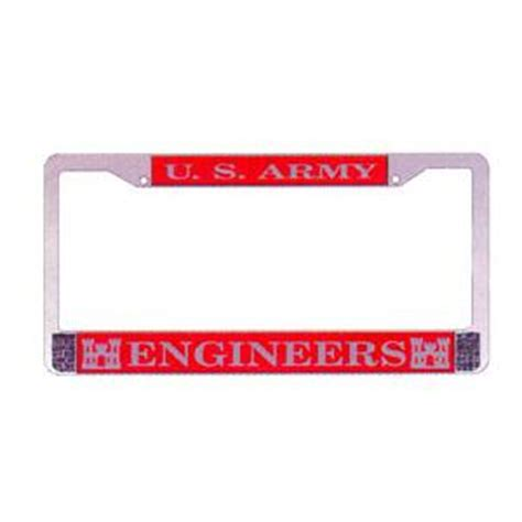 ranger boats license plate frame us army engineers license plate frame flying tigers surplus
