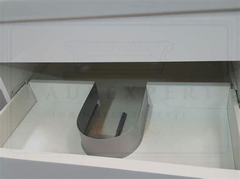 badezimmer keramik kaufexpert badm 246 bel set prestige 1 lichtgr 252 n hochglanz
