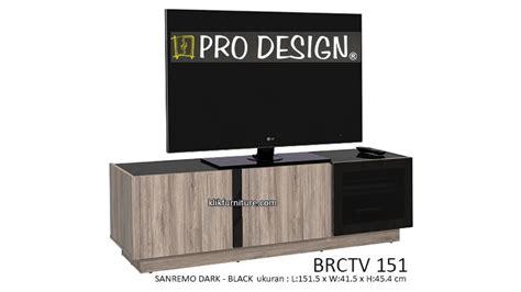 Bufet Tv Minimalis New Mexico Orbitrend brctv 151 bufet tv minimalis pro design promo