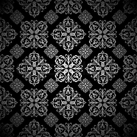 silver pattern website background silver and black seamless tile background wallpaper