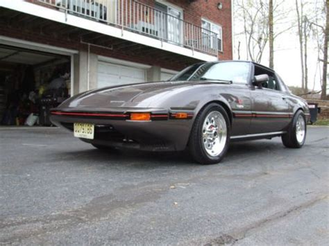 mazda rx7 second generation purchase used 1985 mazda rx7 generation in greenwood