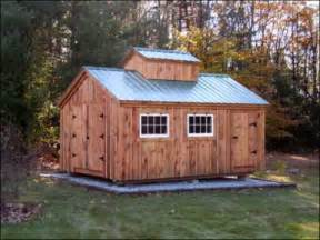 cottage shed kits post and beam shed kits jamaica cottage shop inc
