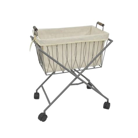 Ideas Design For Laundry Baskets On Wheels Laundry Basket On Wheels Uk Intersiec