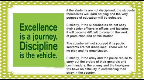 Discipline Definition Essay by Discipline Definition Essay Bamboodownunder