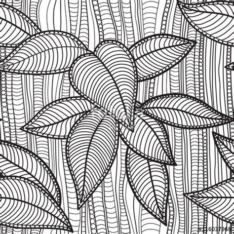 abstract leaf coloring pages 17 best images about adult colouring trees leaves