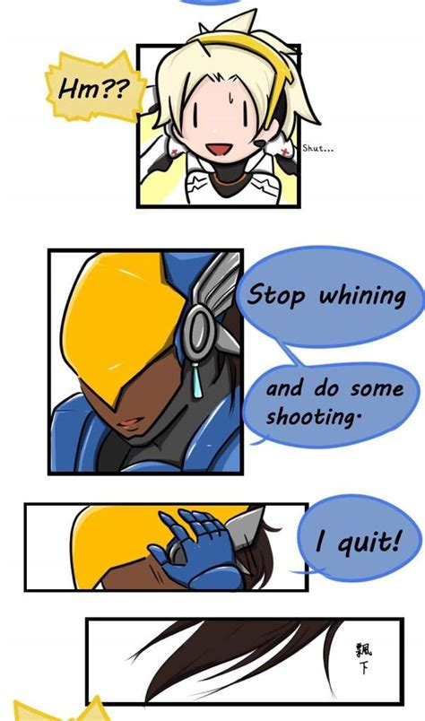 Fan Proc P4 478 Second overwatch comics it is not 1 overwatch amino