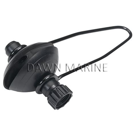 running boat motor with ear muffs motor flusher with round cup dawn marine