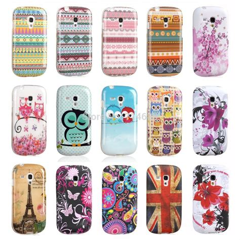 design cover telefon exclusive design polka dots sleeping owl tpu silicon phone