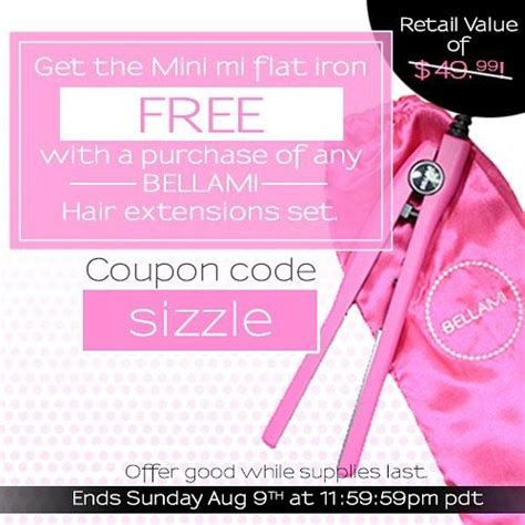 discount code for bellami promo code for bellami hair extensions 51 best bellami