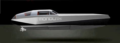design concepts boats yacht concept monolith boat by killdogme decatoire at