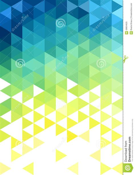 Pattern Low Poly Vector | abstract low poly background vector stock vector image