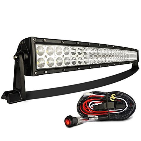 high intensity lights for trucks mictuning curved 32 180w 3b239c cree led work light bar