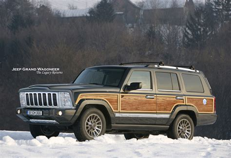 Jeep Grand Us News Update New Jeep Grand Wagoneer Confirmed By Jeep Ceo