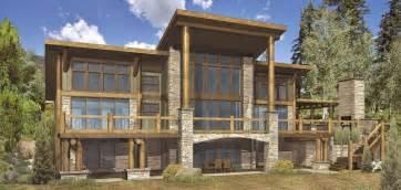 hybrid log home plans hybrid log home plans