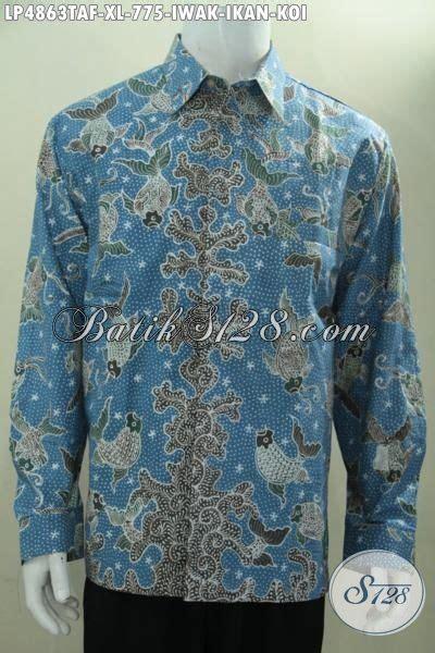 Bahan Pewarna Alam Batik 4 kemeja kerja bahan batik tulis pewarna alam motif mewah