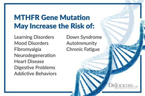 Mthfr Detox Symptoms by What Is The Mthfr Gene Mutation Drjockers
