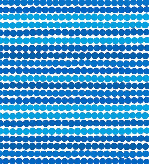 rasymatto blue fabric by marimekko modern upholstery