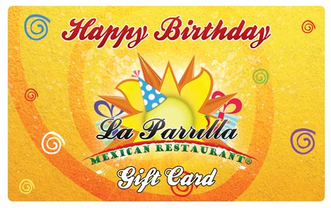 Birthday Gift Cards - birthday gift card