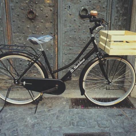 cassetta bici bicicletta mod con cassetta vintage cicli di