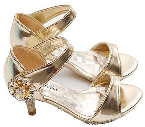 Dress Wedges Flow Gold gold flower shoes www pixshark images