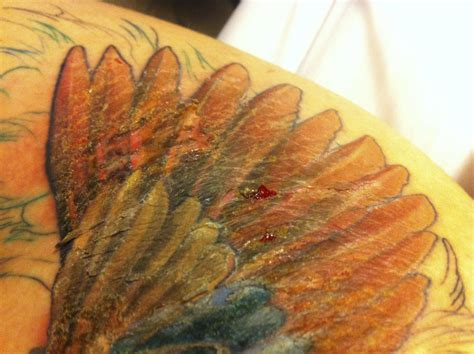 tattoo aftercare e45 blurred tattoo messed up aftercare my first tattoo in my