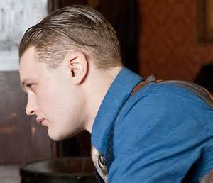 boardwalk empire haircuts slicked back undercut connect your brand