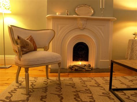 1940s Fireplace by Seeing Design Interior Design Ideas Part 11