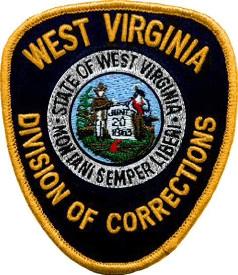 west virginia division of corrections