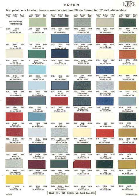 color chart auto paint google search auto paint color charts car painting car paint