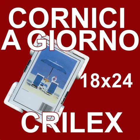 cornice a giorno misure cornice a giorno in crilex portafoto in plexiglass dalla