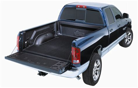 truck bed liners custom drop in skid resistor truck bed liners by penda