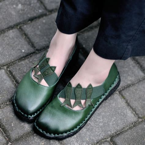 Handmade Leather Shoes Womens - 2017 womens ankle boots black handmade shoes