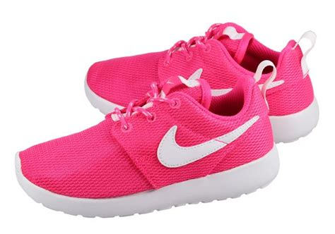 nike roshe run hyper pink trainers for with uk next