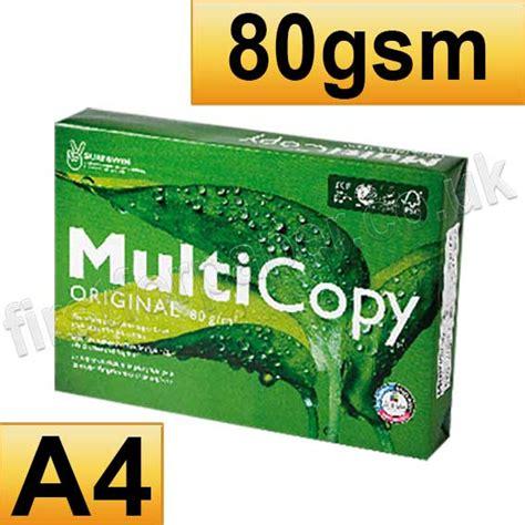 Ncr Multicopy Multicopy Original 80gsm A4 For Paper