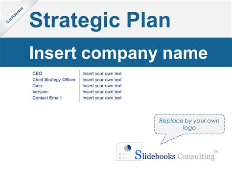 Download A Simple Strategic Plan Template By Ex Mckinsey Consultants Strategy Consulting Template