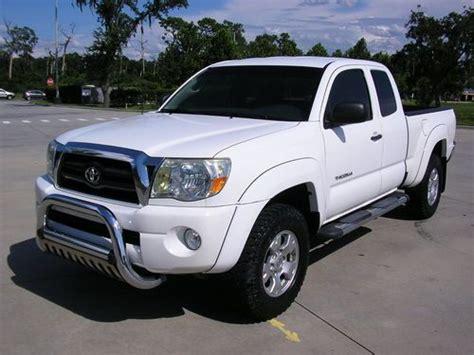 Toyota Tacoma Manual Transmission For Sale Sell Used 2007 Toyota Tacoma 4x4 Sr5 Manual Transmission 4