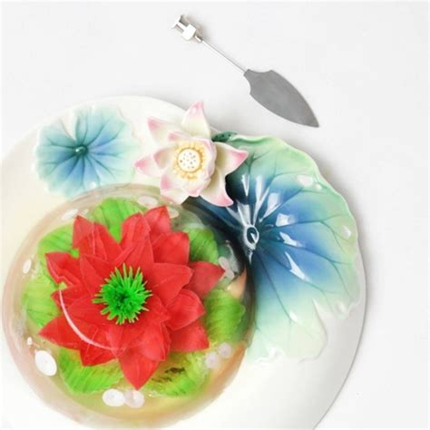 flower design jello 25 best images about pudding jelly on pinterest jars