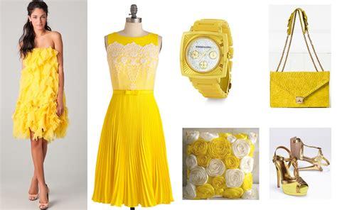 Ylw Dress yellow dress for 2016 2017 fashion gossip