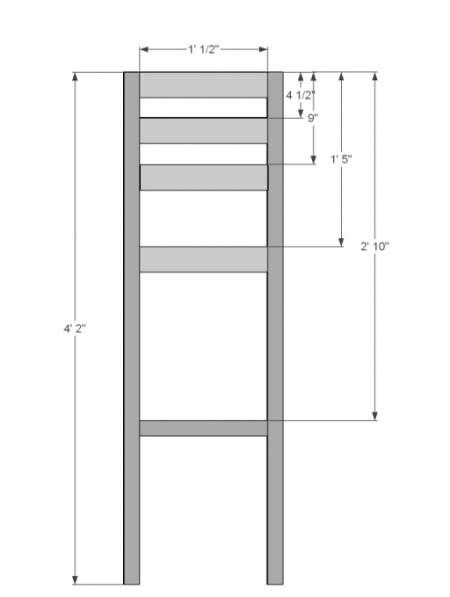 bar height bar stools dimensions diy counter height bar stool plan and guide