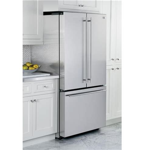 Ge Monogram Door Refrigerator by Zwe23eshss Ge Monogram Energy 23 1 Cu Ft Counter