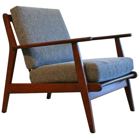 Teak Wood Lounge Chairs by Vintage Teak Lounge Chair At 1stdibs