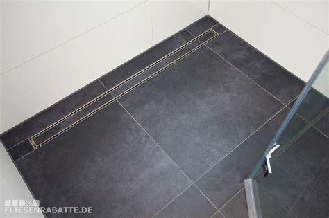 Bodenebene Dusche Ablaufrinne bodenebene dusche mit ablaufrinne an der wand alles