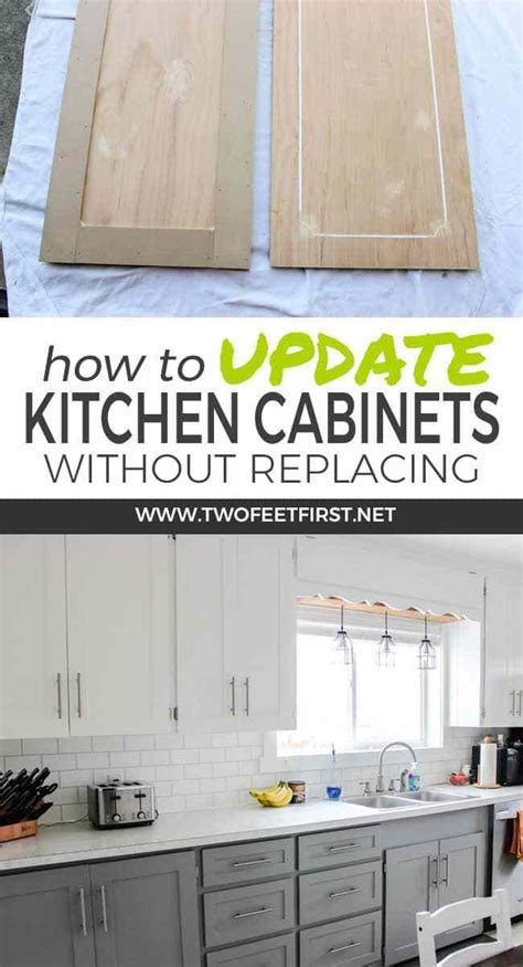 how to paint cheap kitchen cabinets best 25 updated kitchen ideas on pinterest painting